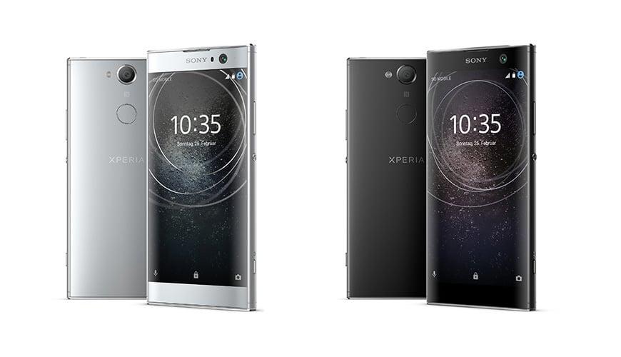 Photo of Sony präsentiert drei neue Smartphones: Xperia XA2, XA2 Ultra & L2