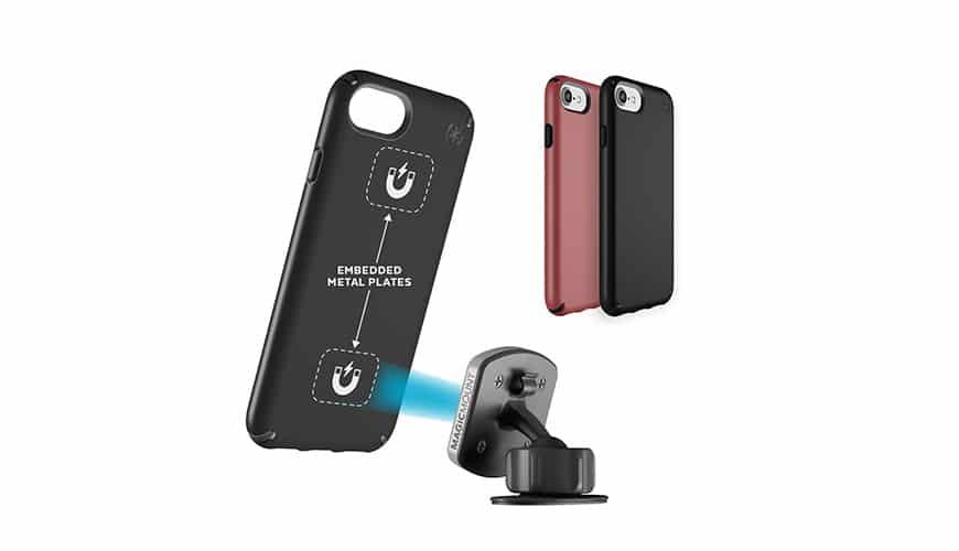 Photo of Speck Presidio MOUNT: Smartphone-Hülle für magnetische Halterungen