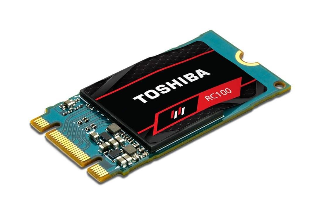 Bild von CES 2018: Toshiba RC100 – Neue Mainstream-SSD mit M.2 & NVMe
