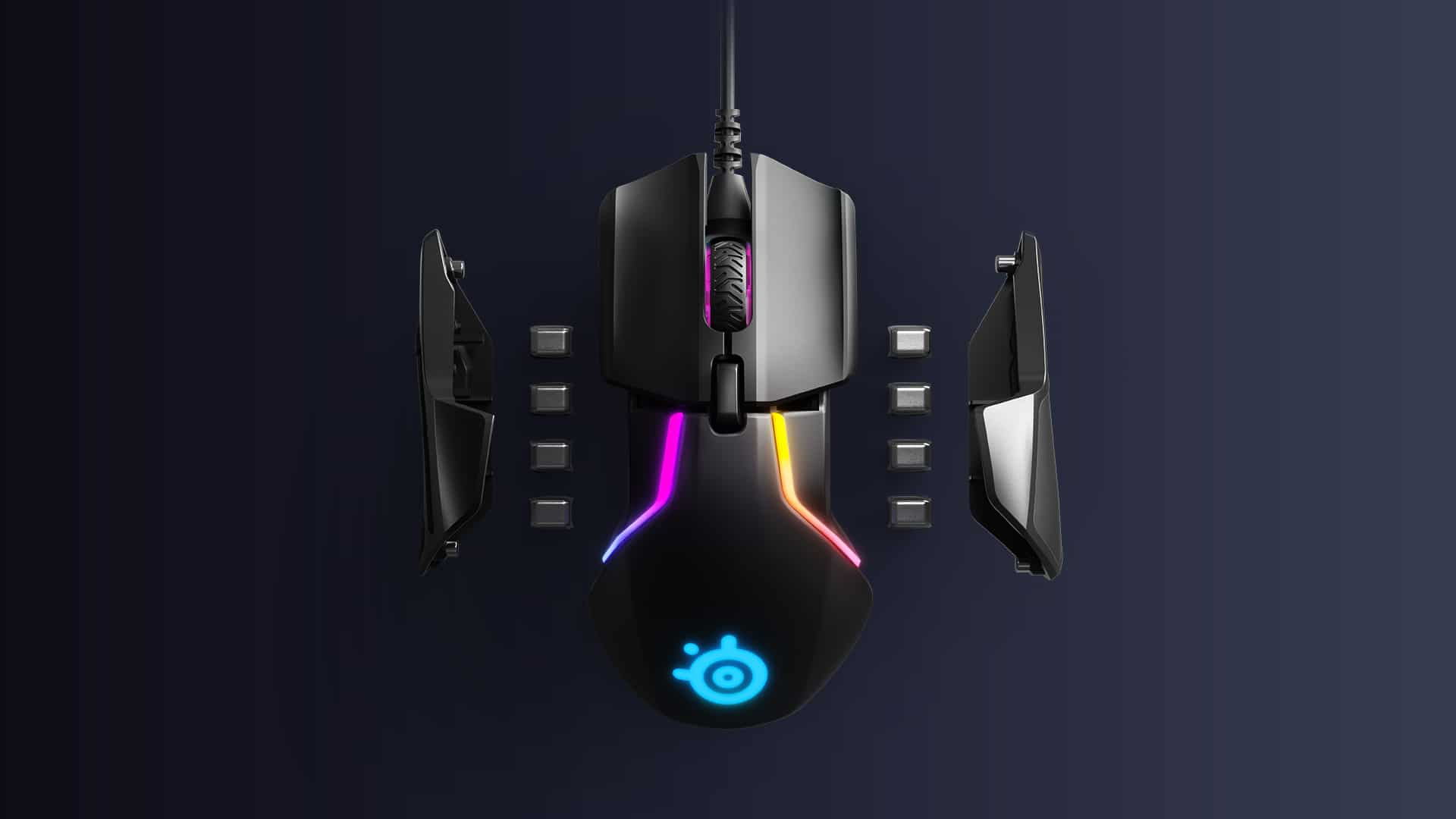 Photo of SteelSeries Rival 600: Zweiter Sensor für Lift-Off-Distance