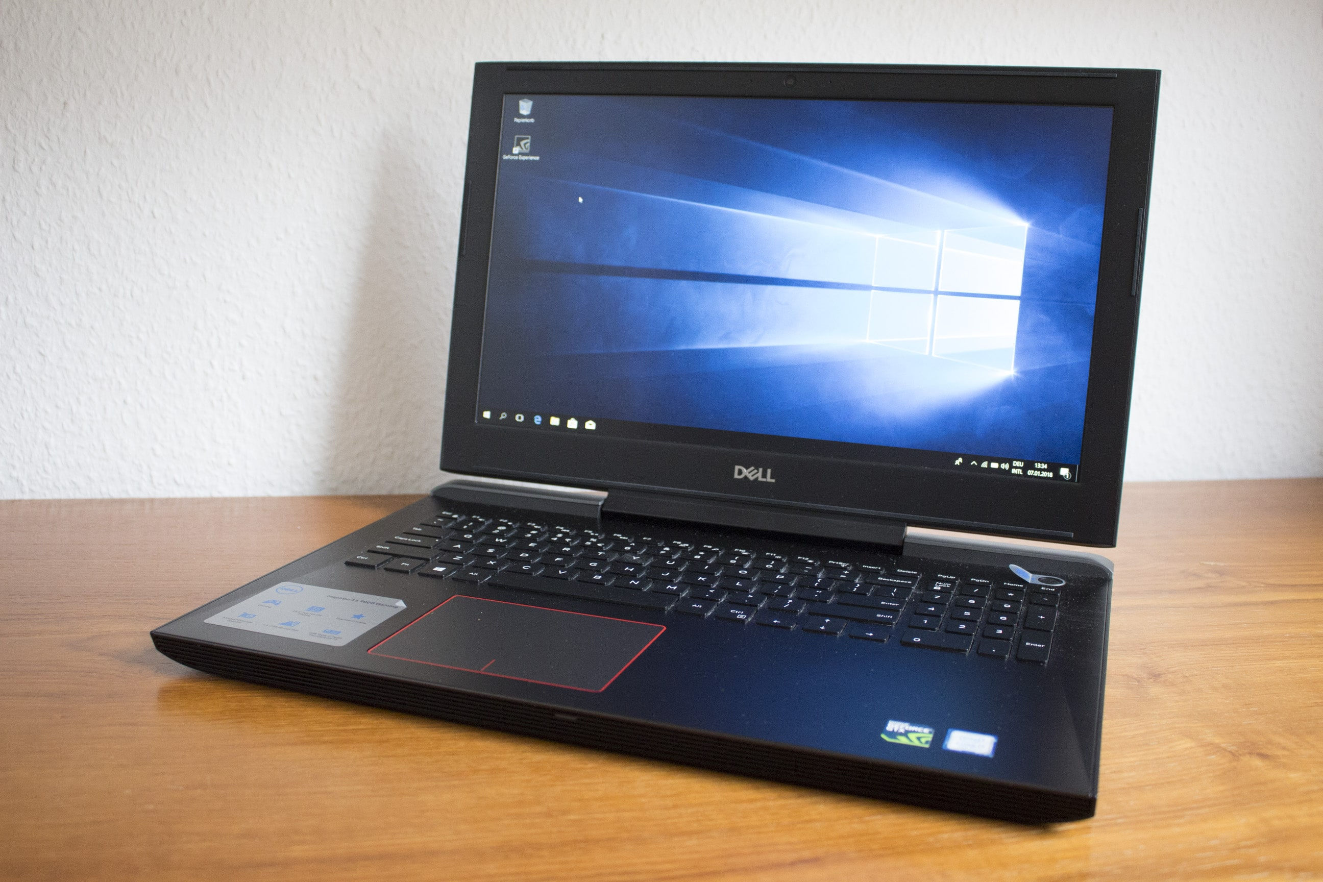 Photo of Dell Inspiron 15 7577 Laptop Review