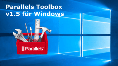 Photo of Parallels Toolbox für Windows
