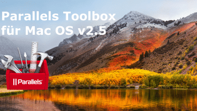 Photo of Parallels Toolbox v2.5 für Mac OS im Test