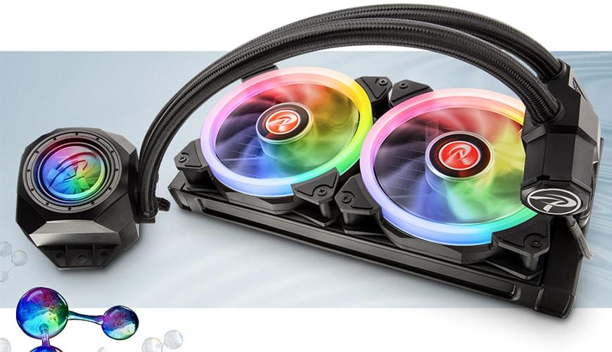 Bild von Orcus RGB: Raijintek präsentiert neue AiO-Wasserkühlung