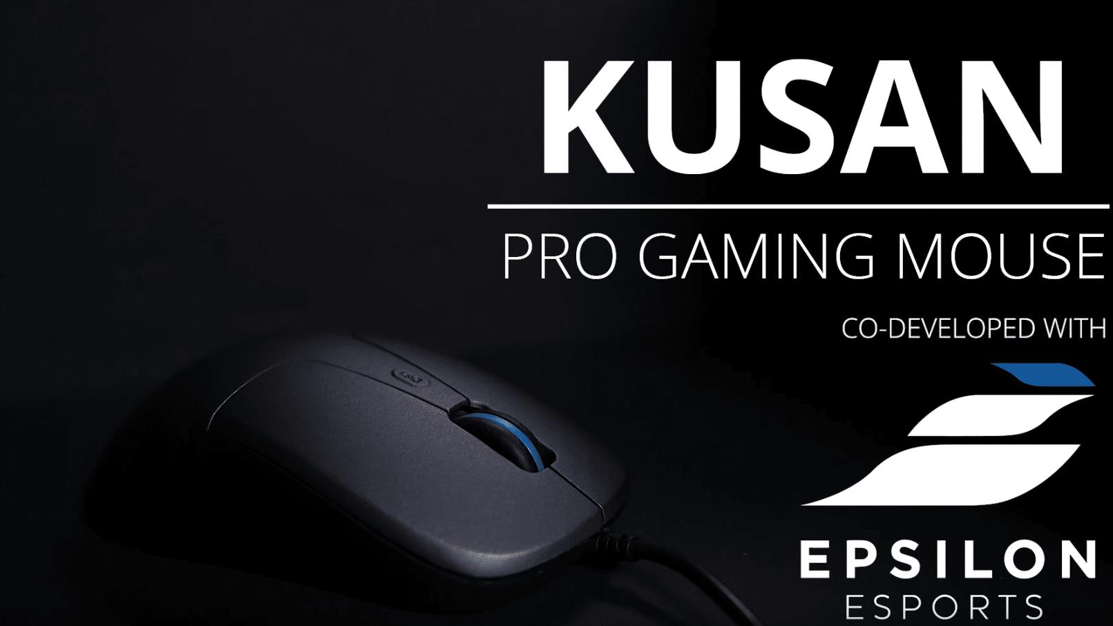 Bild von Neue Gaming-Maus von Trust: GXT180 Kusan Pro