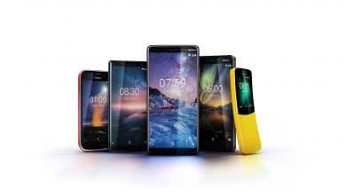 Photo of Nokia präsentiert fünf neue Smartphones auf dem MWC