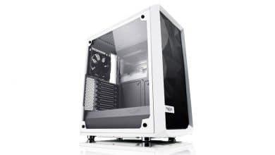 Photo of Fractal Design veröffentlicht eine weiße Version seines Meshify-C-Gehäuses