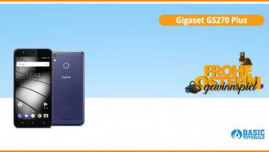 Photo of Smartphone im Ostergewinnspiel: Gewinne das Gigaset GS270 Plus