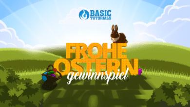 Photo of Das große Basic Tutorials Ostergewinnspiel 2018!