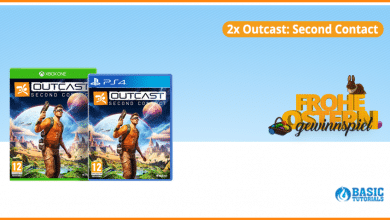 "Photo of Ostergewinnspiel für Gamer – Gewinne ""Outcast: Second Contact"""