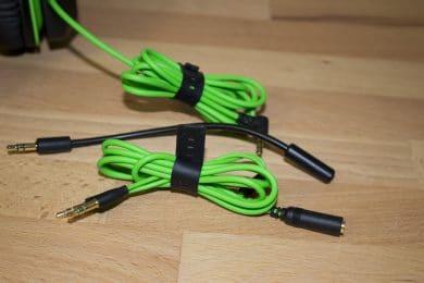 Kabel & Mikrofon
