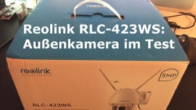 Photo of Reolink RLC-423WS Outdoor Camera Review
