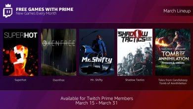 Bild von Free Games with Prime: Kostenlose Spiele bei Twitch Prime