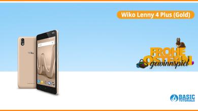 Photo of Wiko Lenny 4 Plus – Goldenes Smartphone im Ostergewinnspiel