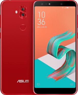Asus Zenfone 5 Lite Red