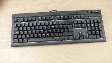 Photo of Corsair K68 RGB Review: Gaming Keyboard with Splash Protection!