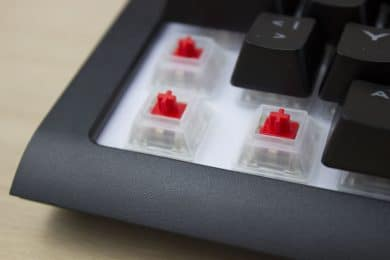 Cherry MX Red-Switches