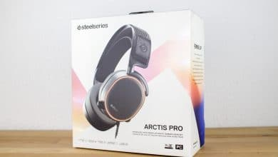 Photo of SteelSeries Arctis Pro Gaming Headset Review