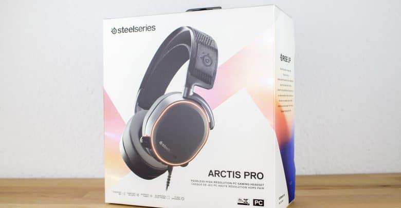 steelseries arctis pro gaming headset im test. Black Bedroom Furniture Sets. Home Design Ideas