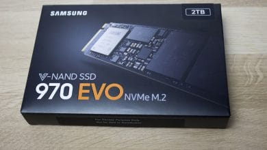 Photo of Samsung SSD 970 EVO mit 2 TB im Test