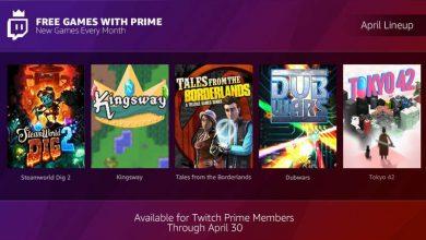Bild von Twitch Prime Loot im April – Das sind die kostenlosen Games