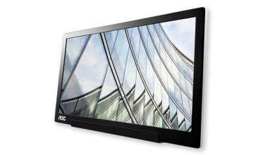 Photo of AOC I1601FWUX: Portabler USB-Type-C-Monitor vorgestellt