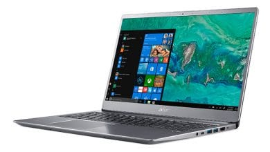 Photo of Acer Swift 3 2018: Neuauflage der Notebook-Serie