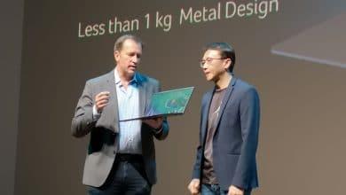 Photo of Acer Swift 5: 15-Zoll-Notebook wiegt weniger als 1 kg