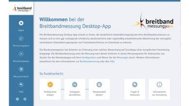 Photo of Neues Messtool der Bundesnetzagentur zur Breitbandmessung
