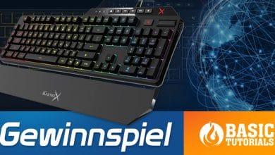 Bild von Gewinnspiel: Creative Sound BlasterX Vanguard K08 Gaming-Tastatur