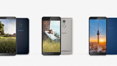 Photo of Gigaset GS100, GS180 und GS185: Gigaset stellt günstige Smartphones vor