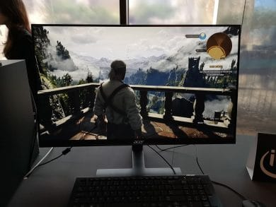 Acer RG0 Monitor