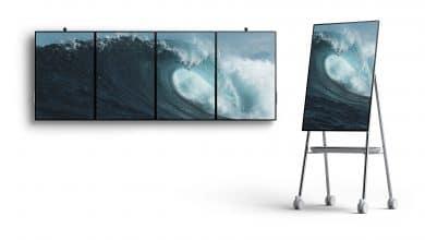 Bild von Microsoft kündigt Surface Hub 2 an