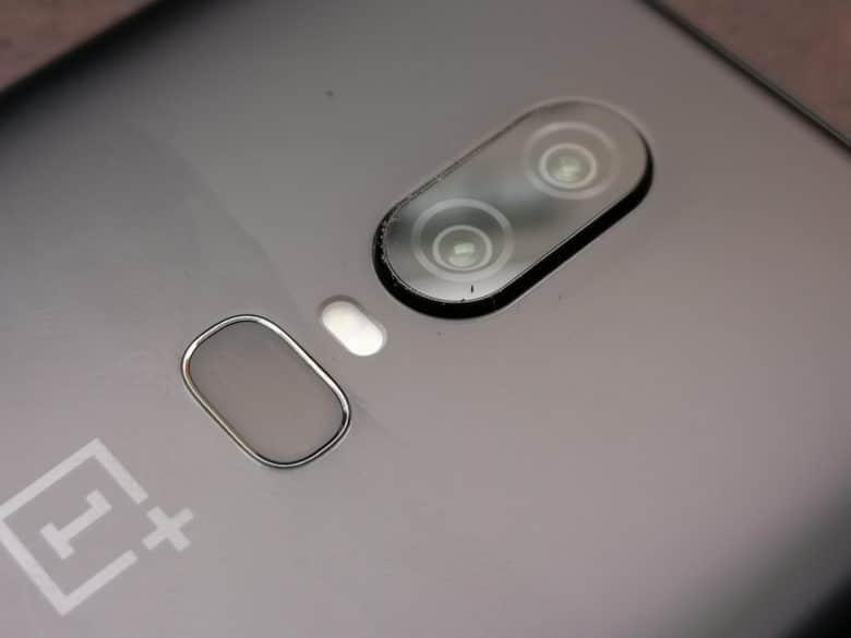 OnePlus 6 Kamera