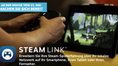 Bild von Steam Link als App fürs Smartphone