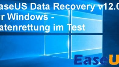Photo of EaseUS Data Recovery v12.0 für Windows [Werbung]