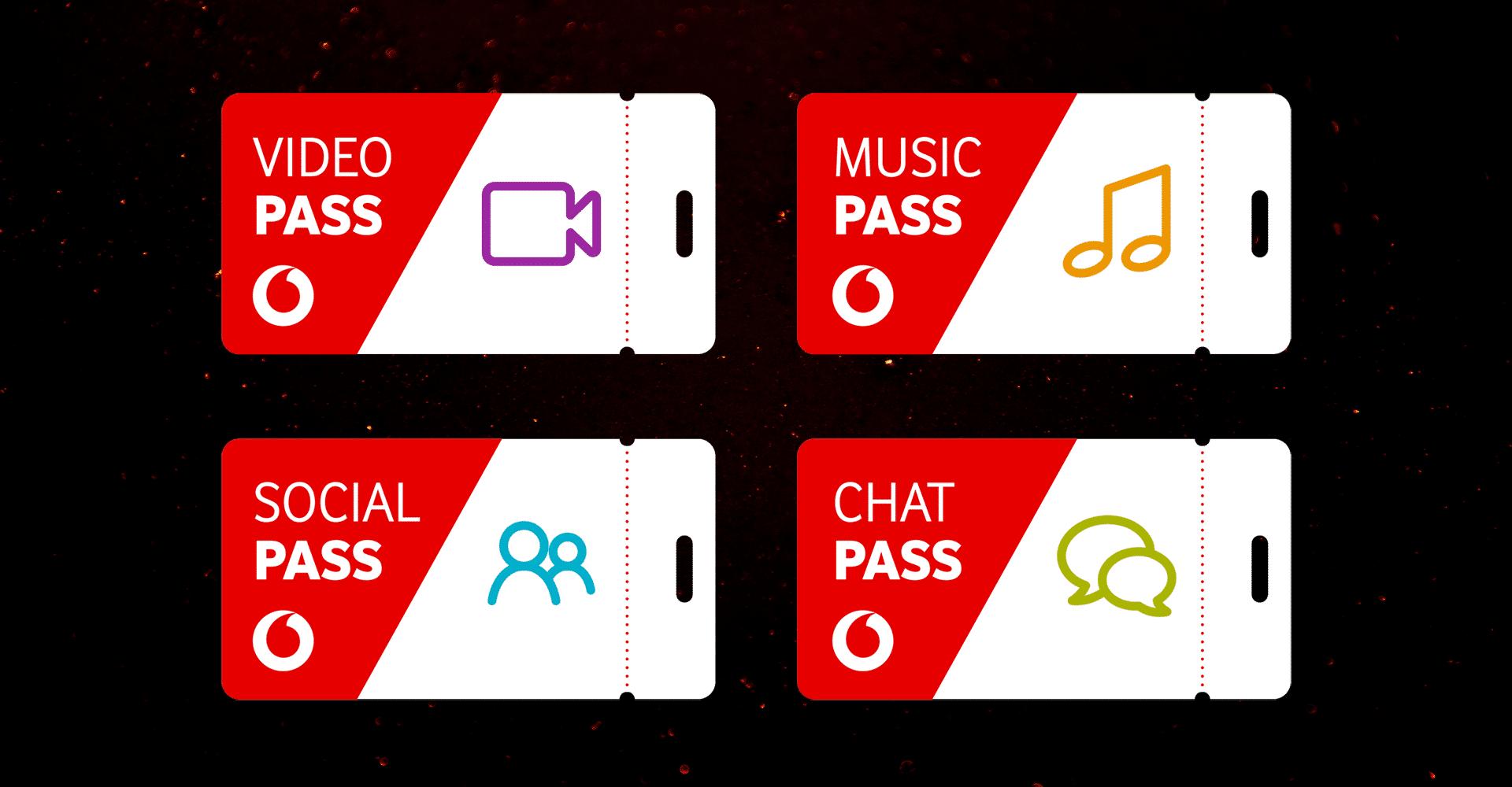 Vodafone Video Pass Partner