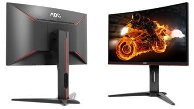 Photo of AOC präsentiert die G1-Monitorserie für Gamer