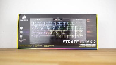 Photo of Corsair Strafe RGB MK.2 Gaming Keyboard Review