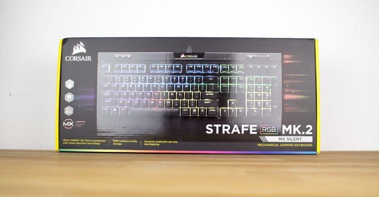 Corsair Strafe Rgb Mk2 Gaming Tastatur Im Test