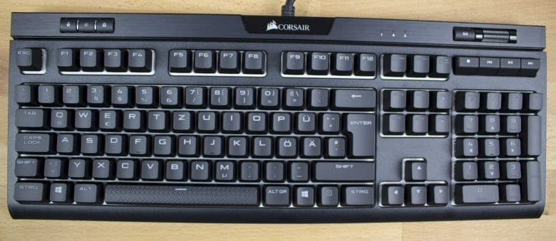 Corsair Strafe RGB MK.2 Gaming-Tastatur