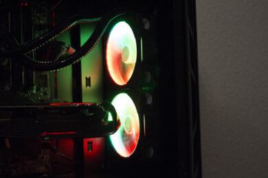 Phanteks RGB-Beleuchtung (1/4)