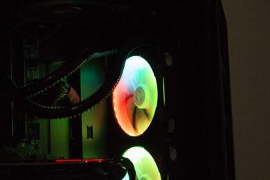 Phanteks RGB-Beleuchtung (3/4)