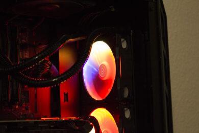 Phanteks RGB-Beleuchtung (4/4)