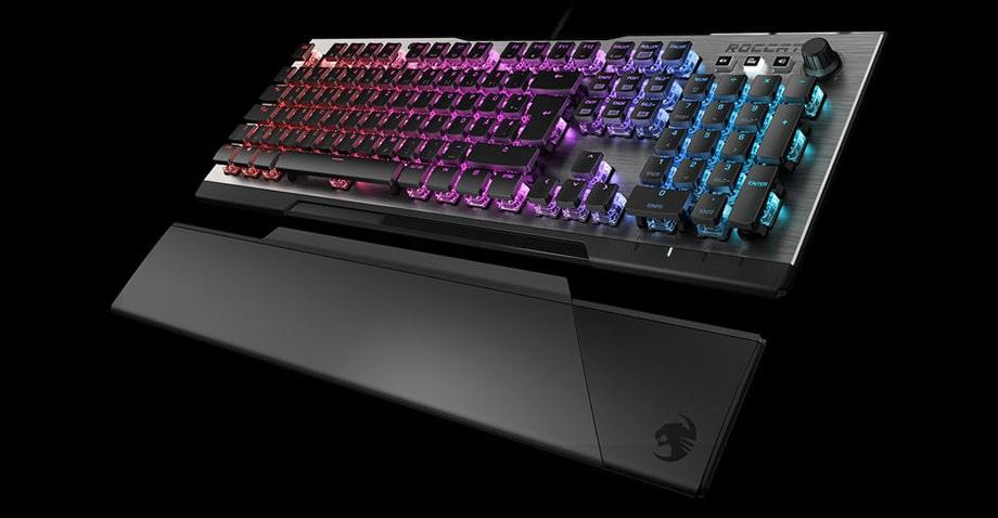 Roccat Vulcan 80 Mechanische Gaming-Tastatur