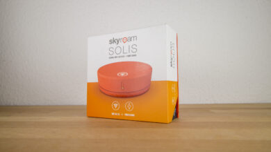 Photo of Skyroam Solis Review: Mobile LTE Router with Internet at the Touch of a Button