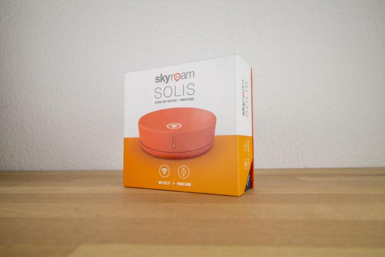 skyroam solis im test mobiler lte router mit internet auf. Black Bedroom Furniture Sets. Home Design Ideas