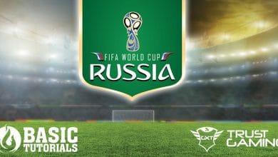 Bild von Tippspiel zur Weltmeisterschaft 2018 in Russland