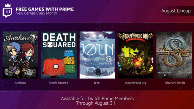 Photo of Twitch Prime Loot im August – Das sind die Games