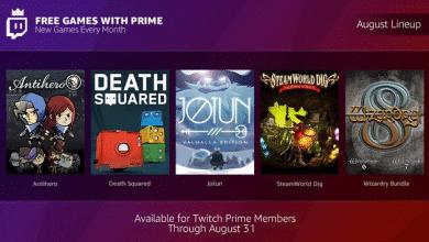 Bild von Twitch Prime Loot im August – Das sind die Games
